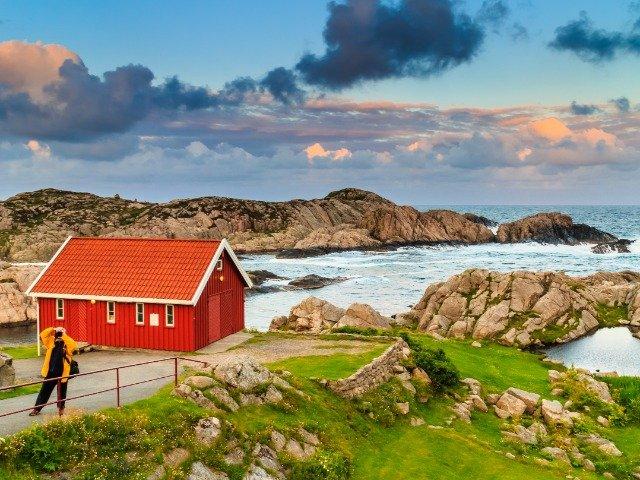 Noorwegen - Lindesnes