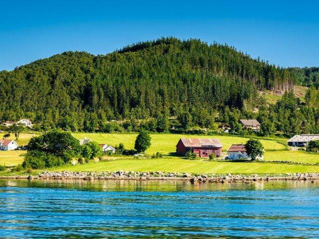 Noorwegen - Oanes