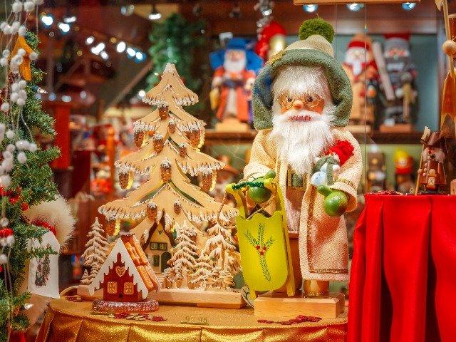 Kerstmarktkraampje