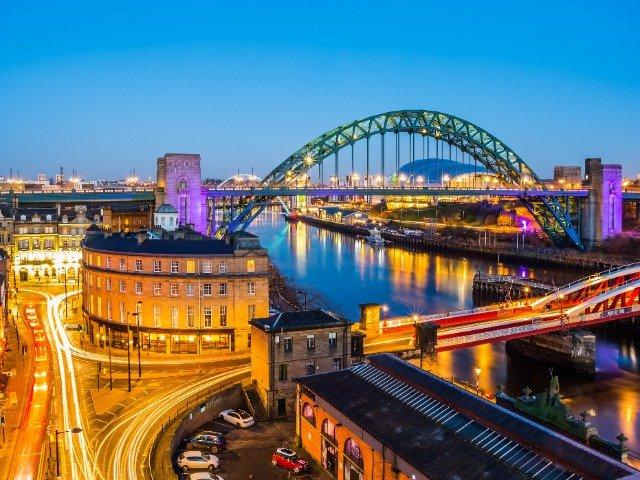 Groot-Brittannië - Newcastle