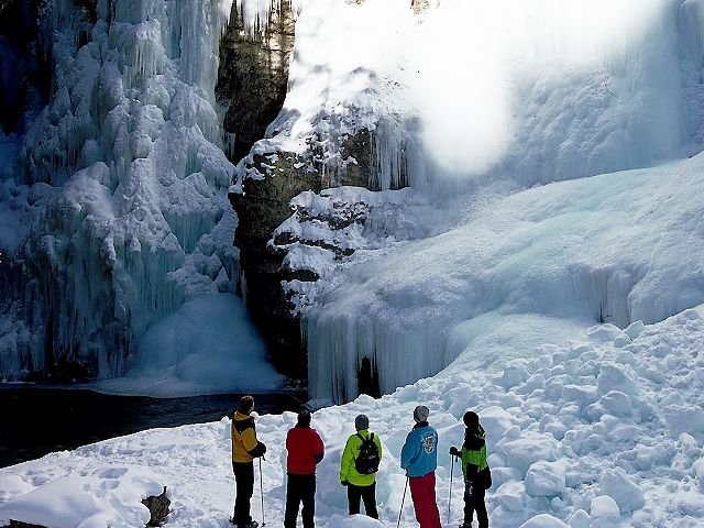 Banff NP - Johnston Canyon ©Banfftours