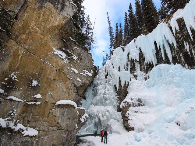 Banff NP - Johnston Canyon