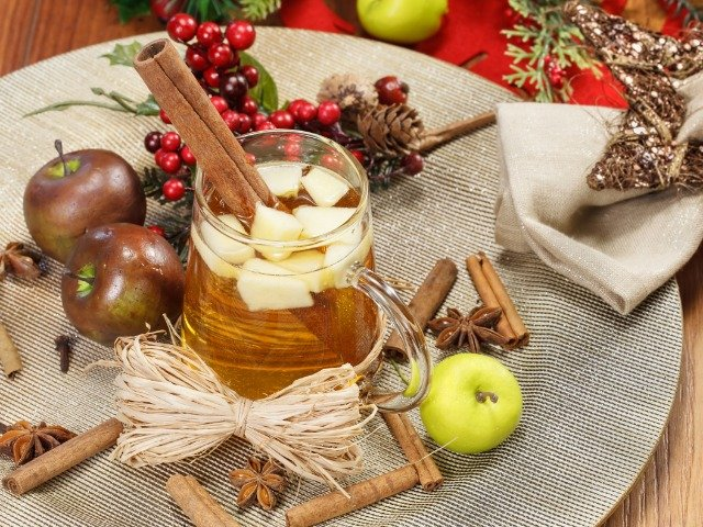Wassail, warme cider