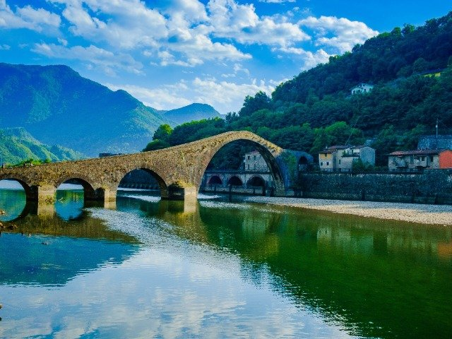 Italië - Borgo