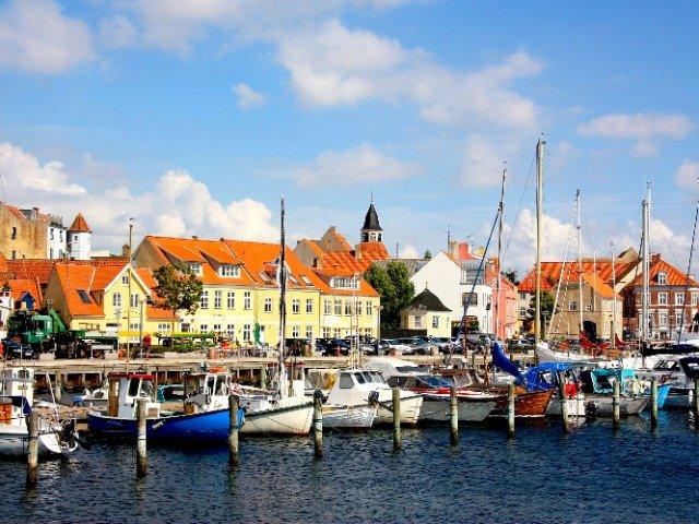 Denemarken - Faaborg