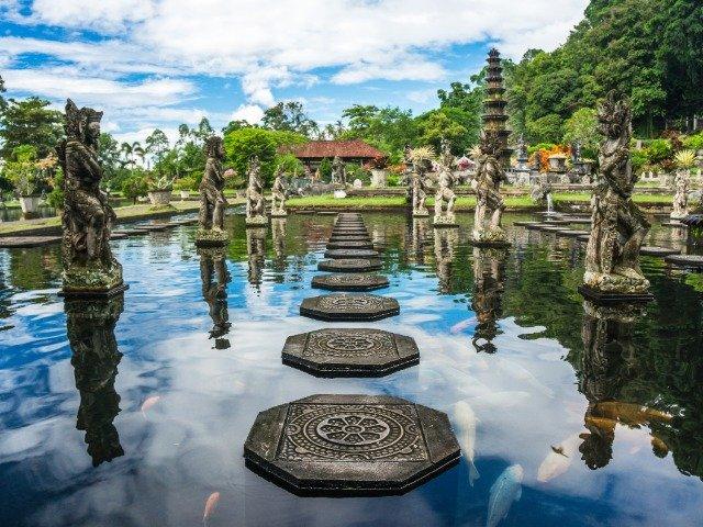 Bali - Tirtagangga waterpaleis