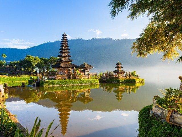 Bali - Ulun Danu Tempel