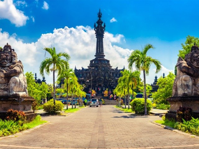 Bali - Bajra Sandhi Monument
