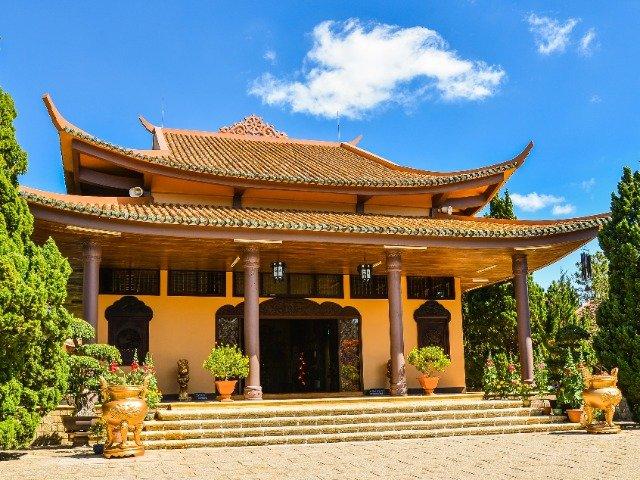 Vietnam - Truc Lam klooster
