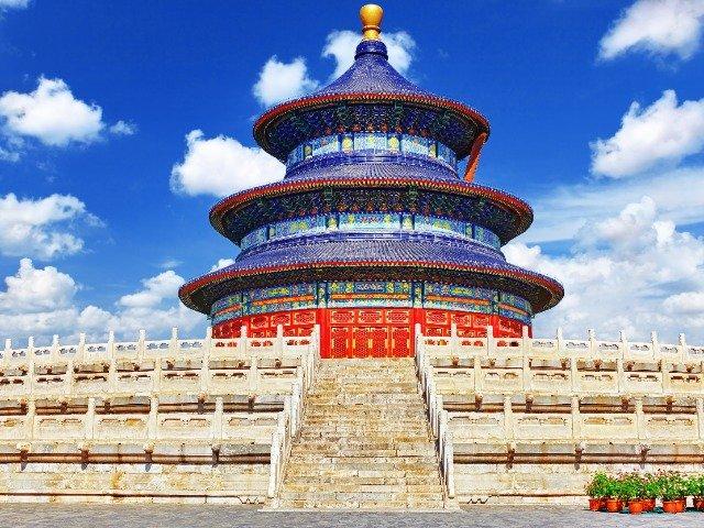 China - De Tempel van de Hemel