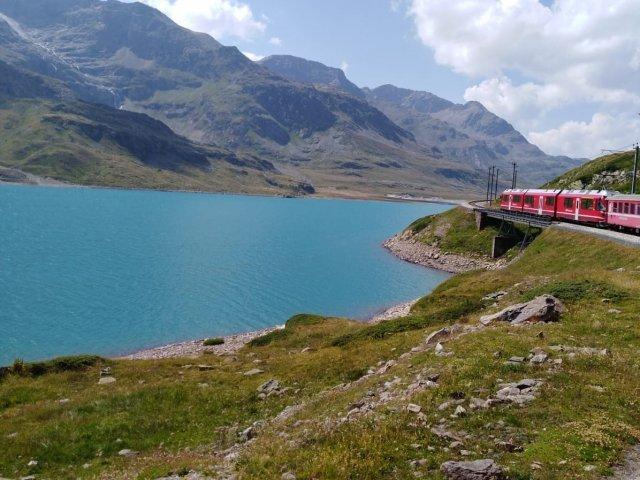 Zwitserland - Bernina Express