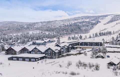 Geilo - Vestlia Resort - Exterieur