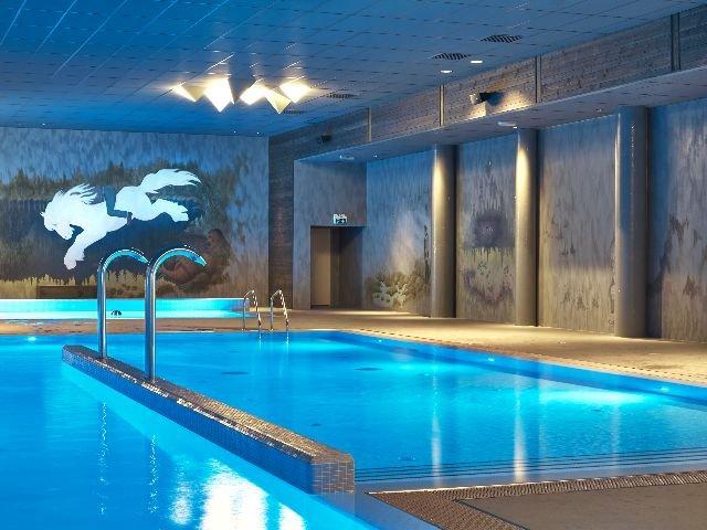 Geilo - Vestlia Resort - Binnenzwembad