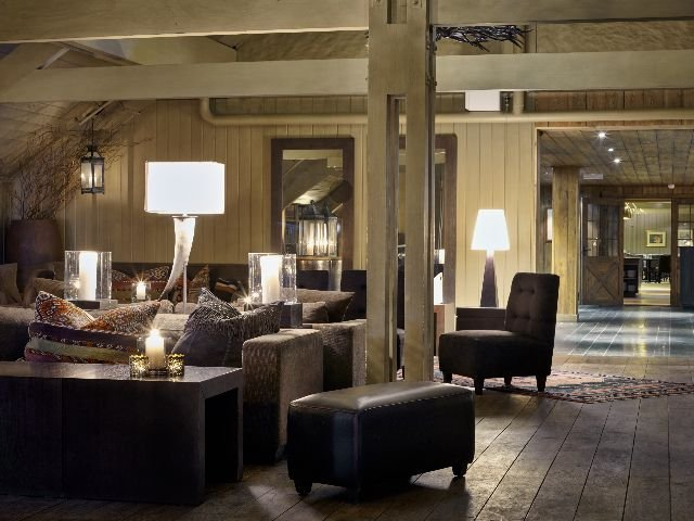 Geilo - Vestlia Resort - Lounge