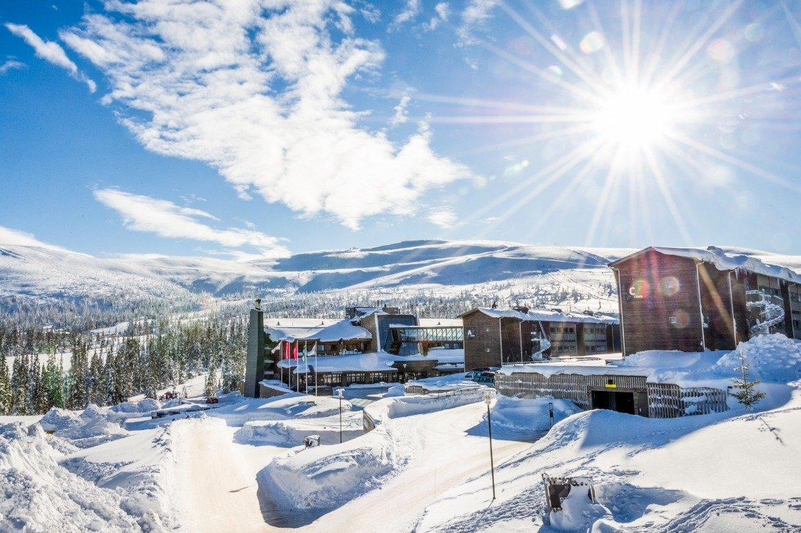 Trysil - Radisson Blu Mountain - exterieur