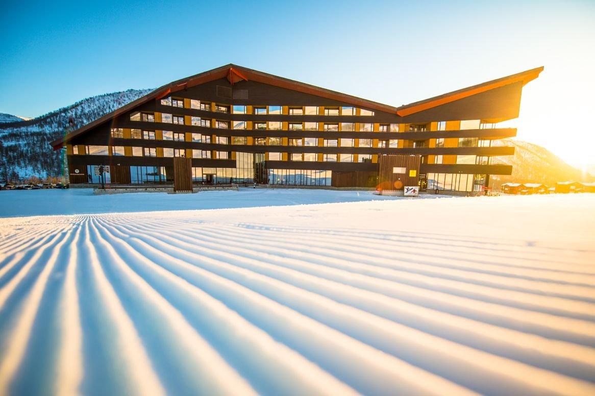 Voss - Myrkdalen Hotel - Exterieur