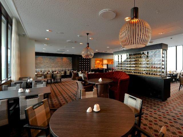 Voss - Myrkdalen Hotel - Fondue restaurant
