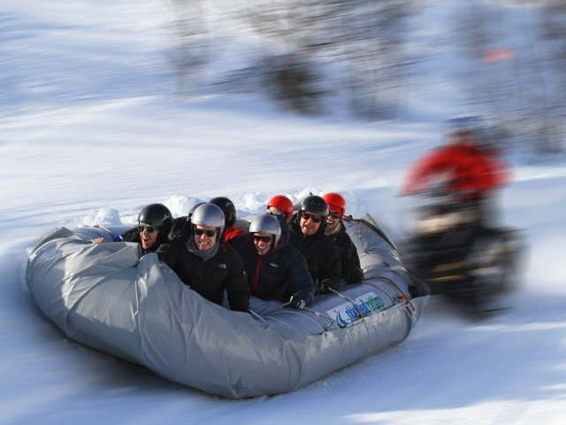 Winterexperience Beitostølen - sneeuwraften