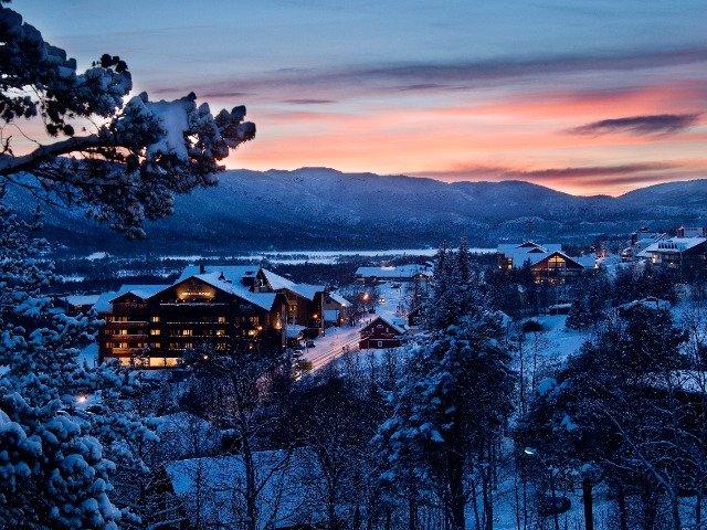 Noorwegen - Geilo