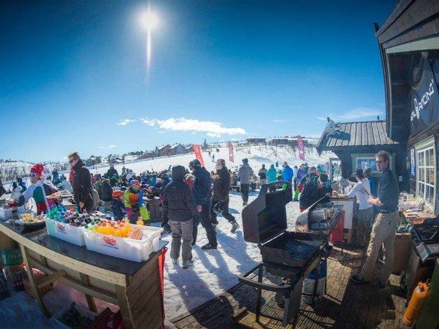 Noorwegen - Geilo - aprés ski