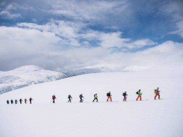 Noorwegen - Myrkdalen