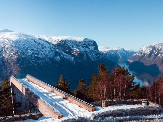 Noorwegen - Fjord & Ski experience Myrkdalen