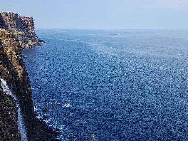 Schotland - Isle of Skye - Kilt Rock