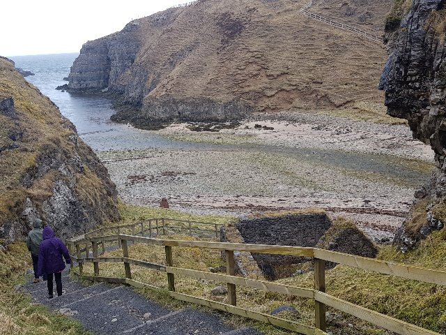Schotland - Smoo Cave