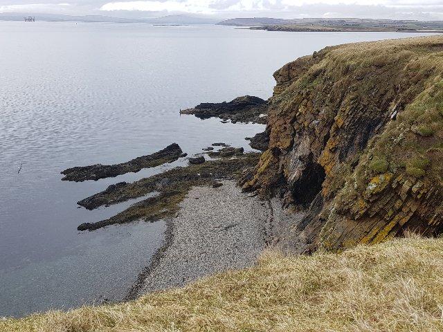 Schotland - Orkney - Glims Holm