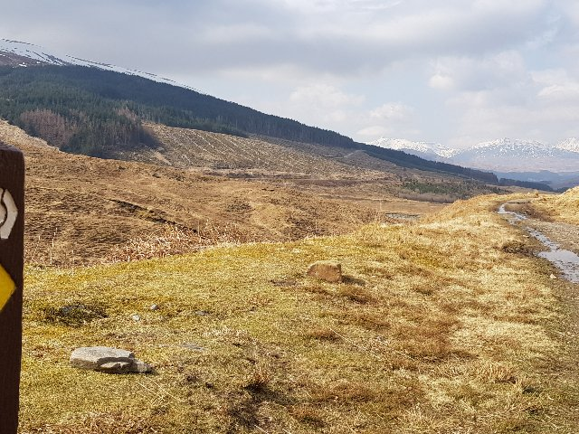 Schotland - West Highland Way