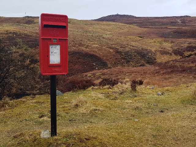 Schotland - Omgeving Betty Hill