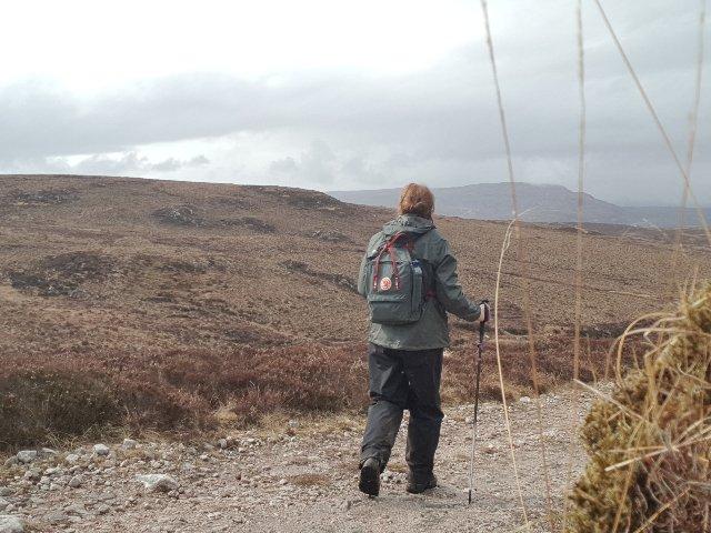 Schotland - Wandeling bij Smoo Cave