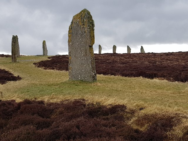 Schotland - Orkney - Ring of Brodgar