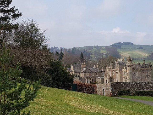 Schotland - Abbotsford House