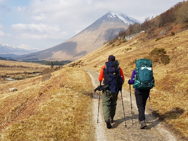 Schotland - West Highland Way