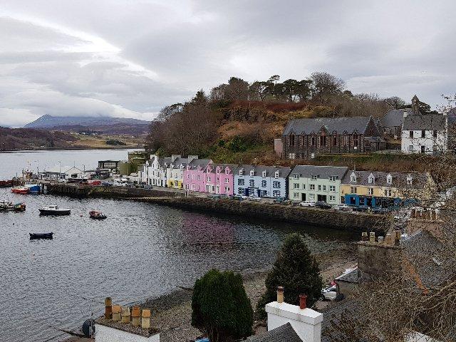 Schotland - Isle of Skye - Portree