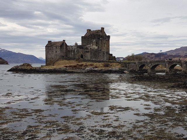 Schotland - Eilean Donan Castle