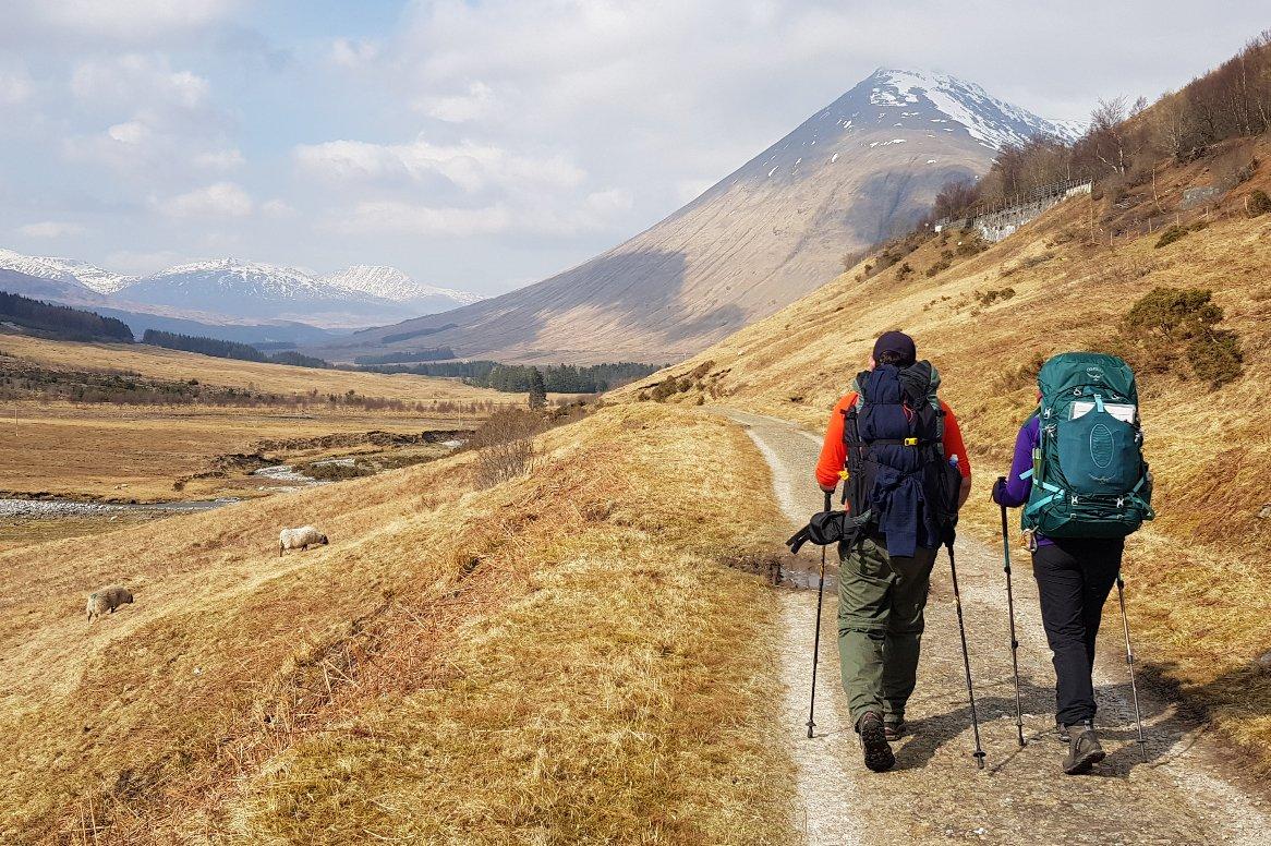 Schotland  West Highland Way