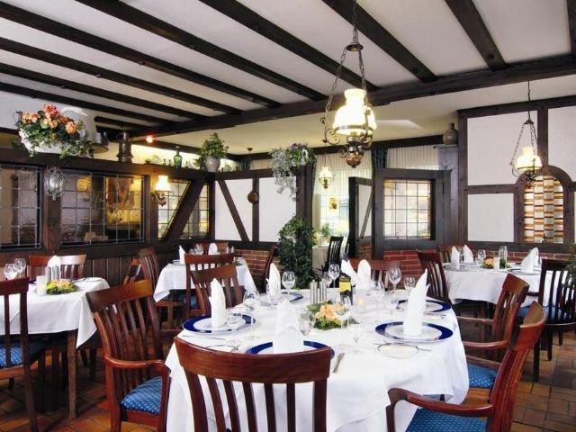 Duitsland - Wermelskirchen - Hotel Zum Schwanen - restaurant