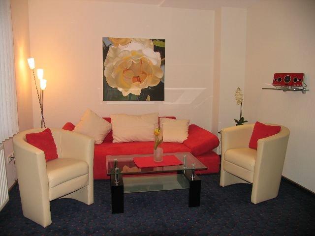 Duitsland - Wermelskirchen - Hotel Zum Schwanen - lobby