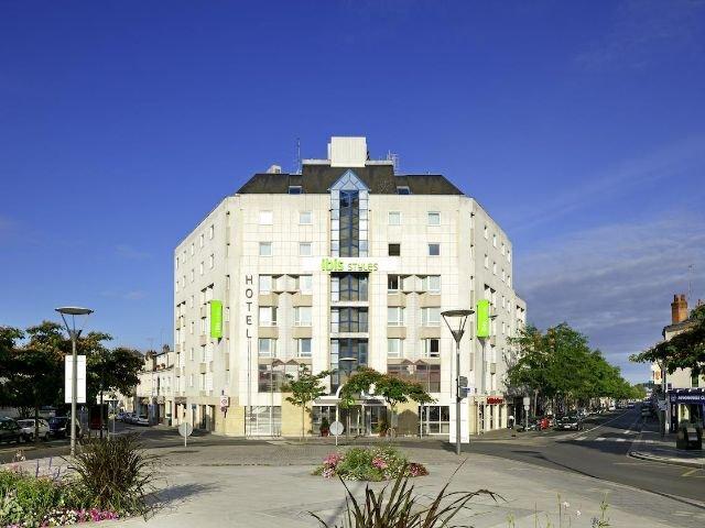 Frankrijk - Tours - Ibis Styles Centre - exterieur