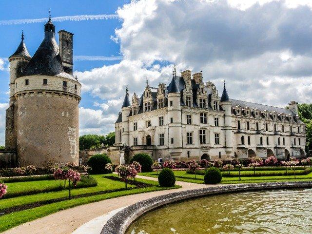 Frankrijk - Tours - Ibis Styles Centre - Chateau de Chenonceau