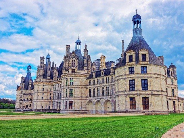 Frankrijk - Tours - Ibis Styles Centre - Chateau Chambord