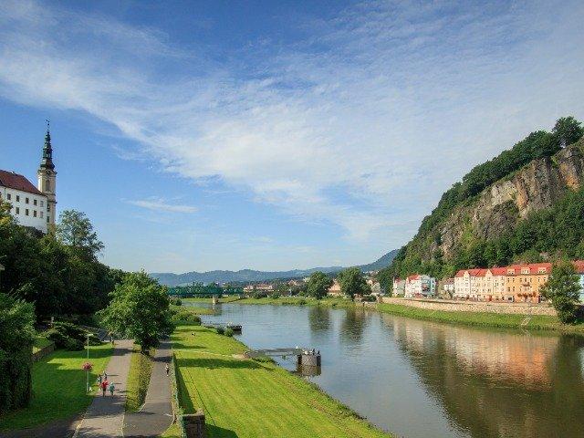 Tsjechië - kasteel Decin