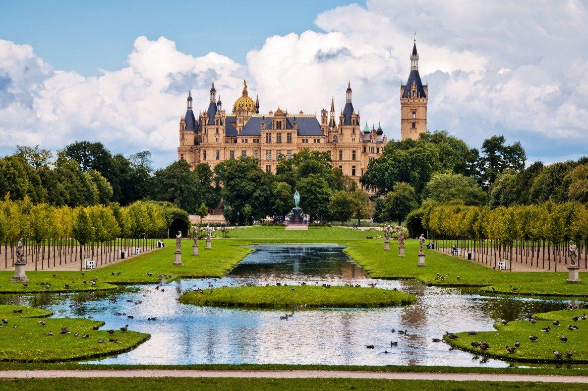 Duitsland - de Schwerin