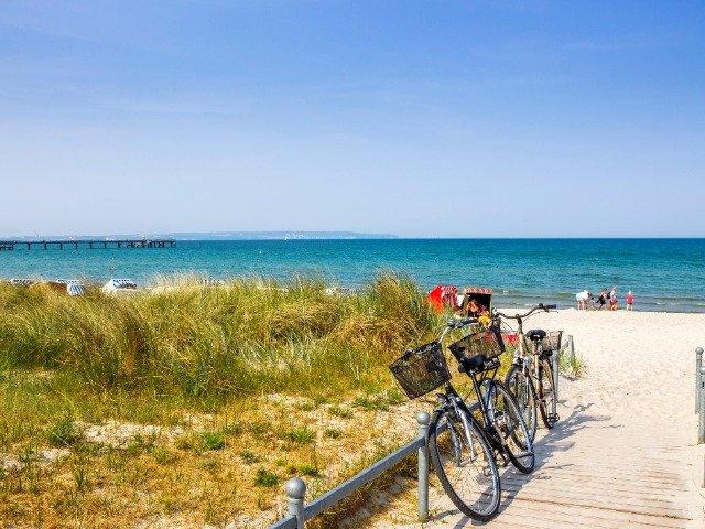 Duitsland - de Oostzee - zee