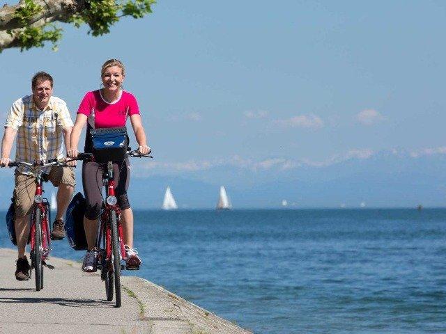 Duitsland - Bodensee - fietsen
