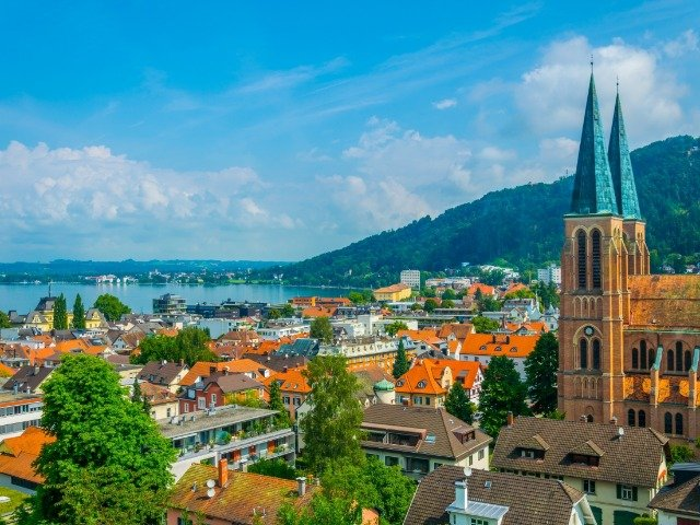 Duitsland - de Bodensee - Bregenz