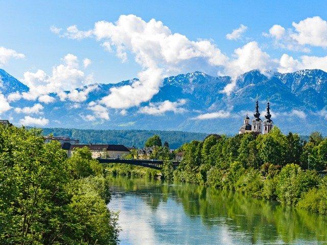 Oostenrijk - Villach - bergen