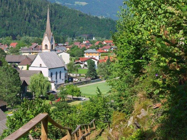 Oostenrijk - Karinthië - Sachsenburg